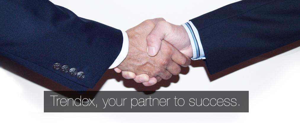 Trendex, Your Partner to Success.